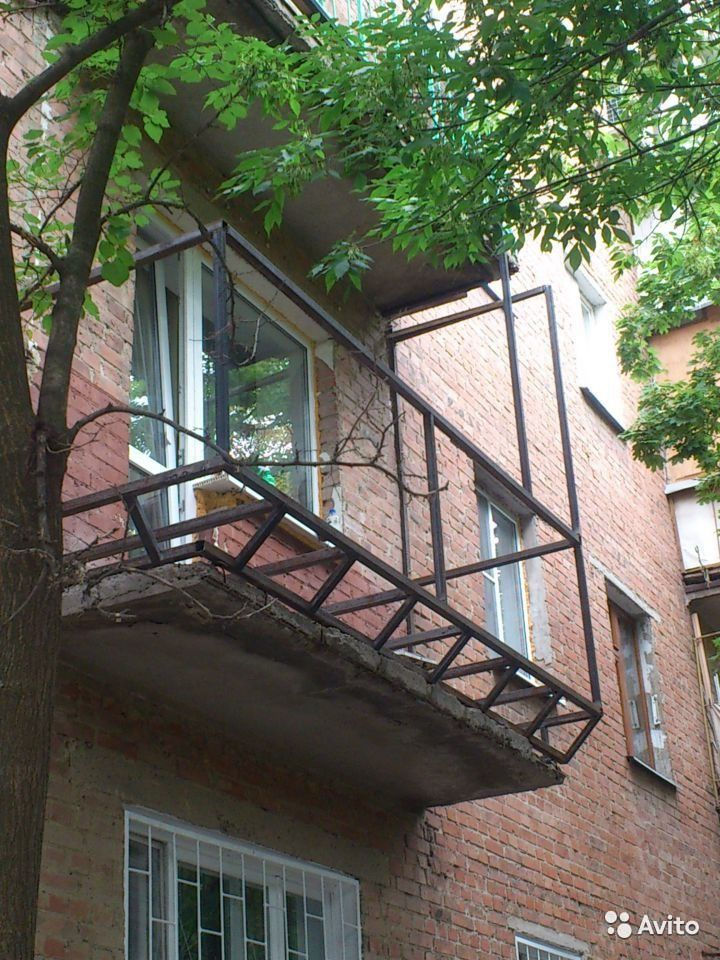профиль для балкона
