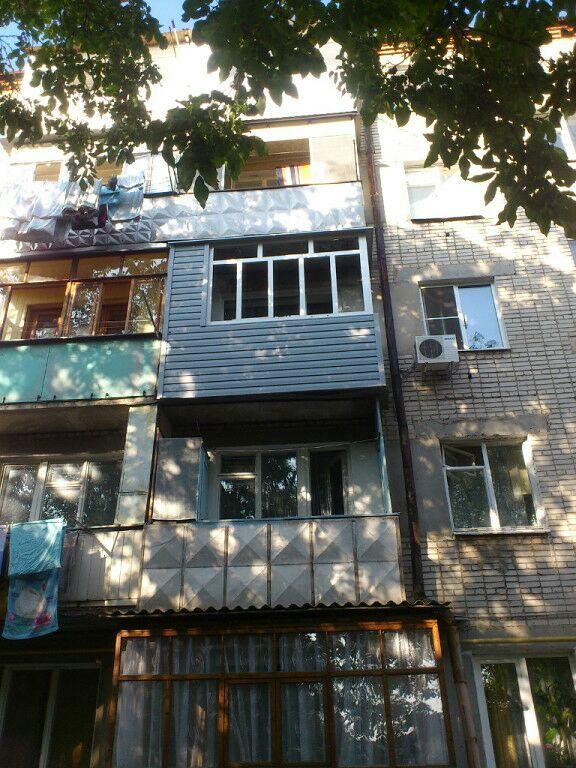 остекление балкона Ростов-на-Дону