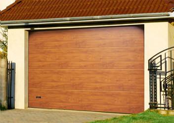 автоматические гаражные ворота