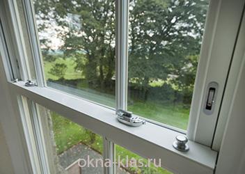 английские пластиковые окна
