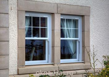 вертикальная система открывания окна