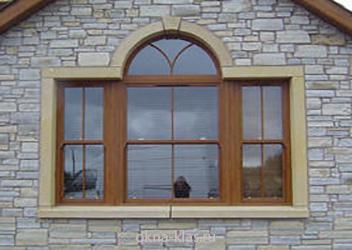 английские окна от кампании Окна Люкс+