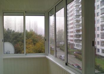 остекление балконов и лоджий надежно