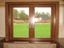 недорогие деревянные окна