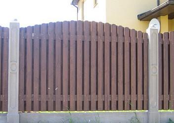 деревянные заборы в ростове