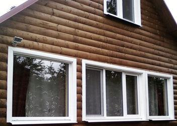 установка дешевых пластиковых окон