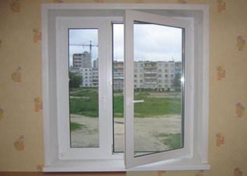 купить двухкамерные пластиковые окна