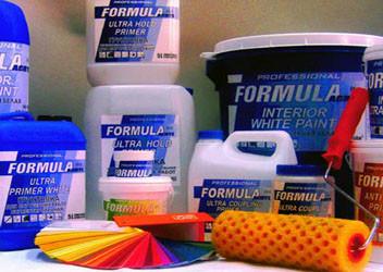 элитная краска formula
