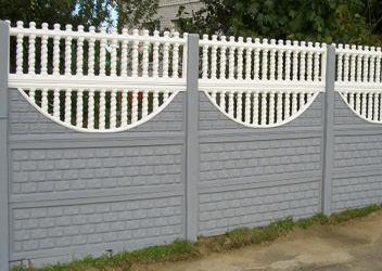 купить забор из железобетона