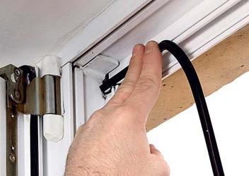 уплотнительная резинка для окна
