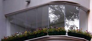 остекление балконов и лодж