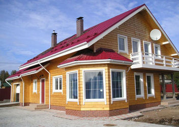 установка остекления коттеджей и домов