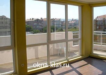 окна панорамные
