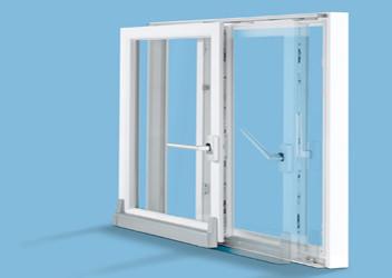 установка раздвижных пластиковых окон и дверей