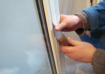 произвести ремонт пластиковых окон
