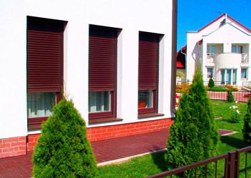Подъемно поворотные гаражные ворота в Куровском