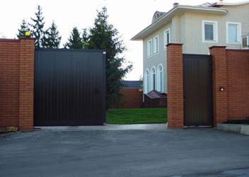 купить сдвижные ворота