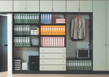шкафы для хранения документации