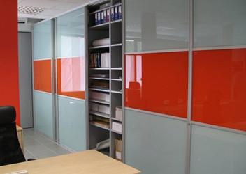 шкаф-купе в офис