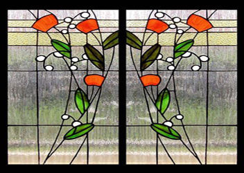 установка стекла