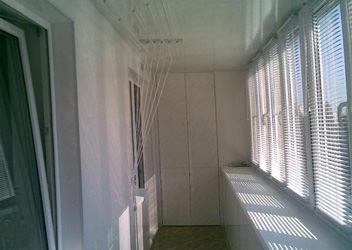 тёплое остекление балконов и лоджий