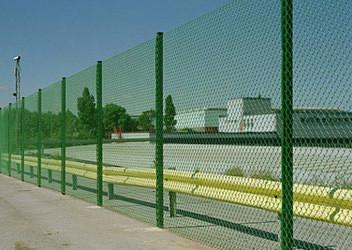 сварной забор из пвх
