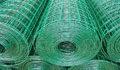 Забор из сварной сетки в ПВХ покрытии